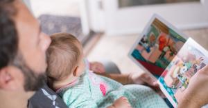 leer en voz alta a los niños a todas horas