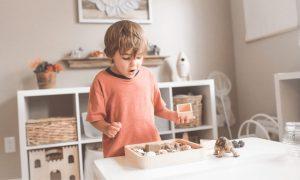 aprender a leer y escribir con el metodo montessori