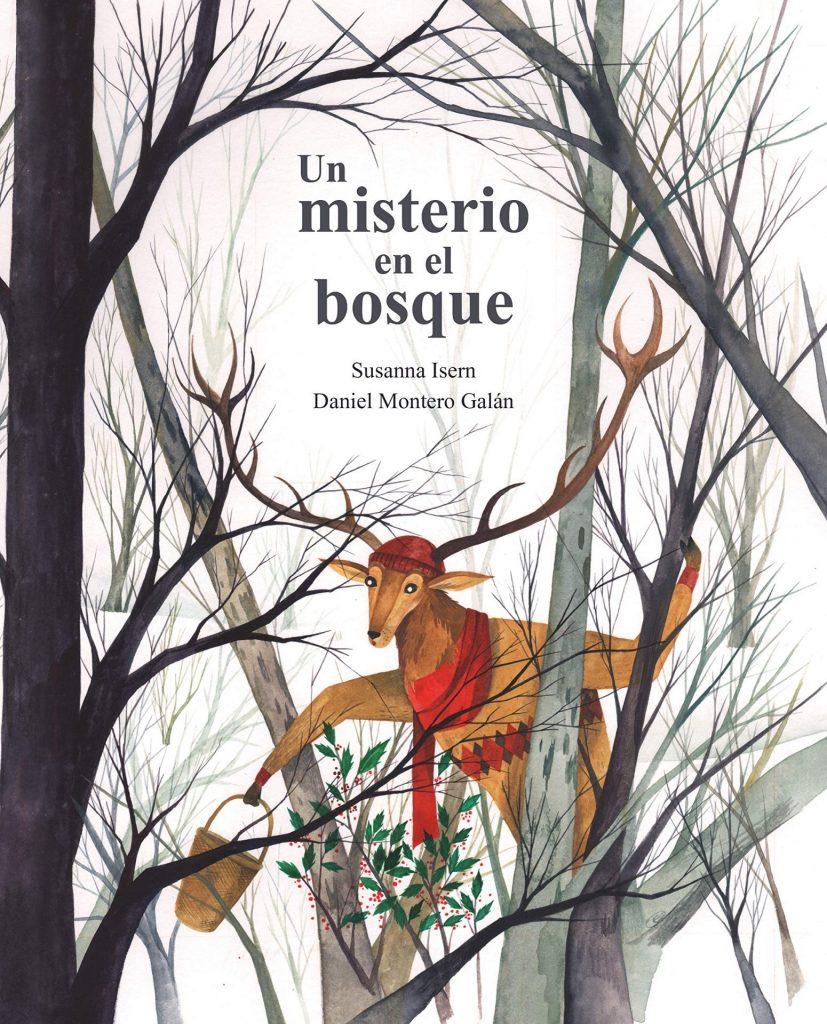 Susanna Isern - un misterio en el bosque