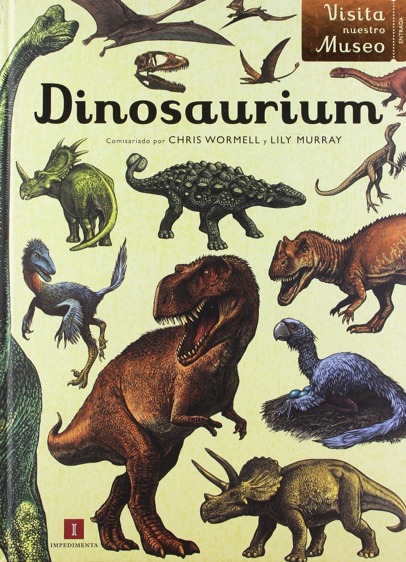 visita al museo dinosaurium