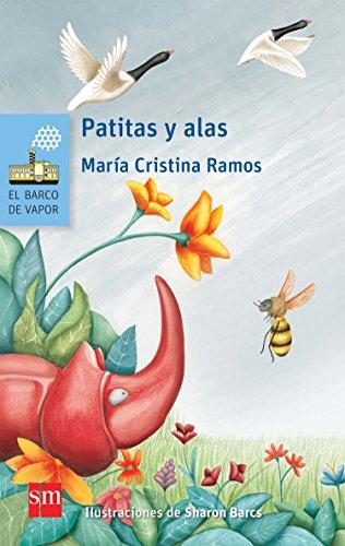 María Cristina Ramos - Patitas y alas